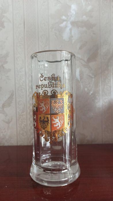 Кружка пивная, чехия Одесса - изображение 1