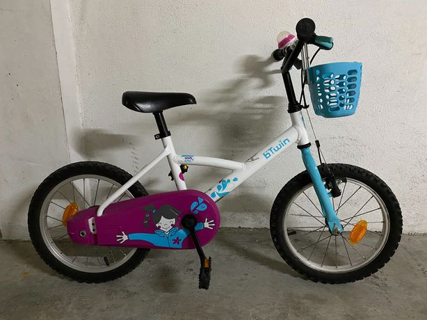 "Bicicleta Menina aro 16"""