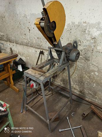 Przecinarka do metalu, piła, gumówka do stali.