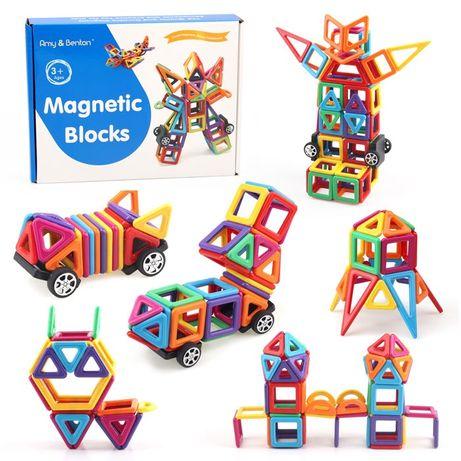 Магнитный конструктор для детей. 88 детали. Лучшая цена!