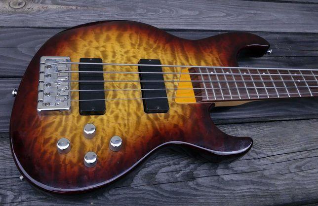 Samick FN5 5 strunowa gitara basowa