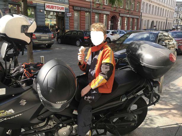 komplet motocyklowy BMW Motorrad – Stoke