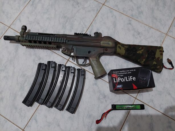 MP5 A4 Classic army - airsoft