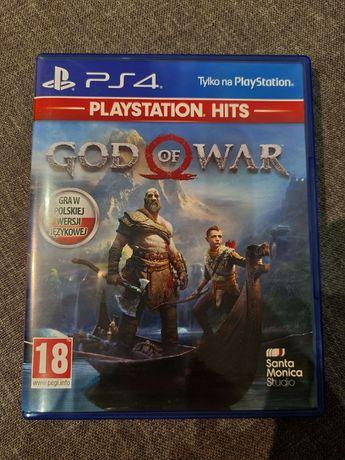 God of War PS4 PL