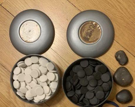 Набор камней для игр и массажа