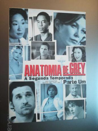 DVD's séries e filmes