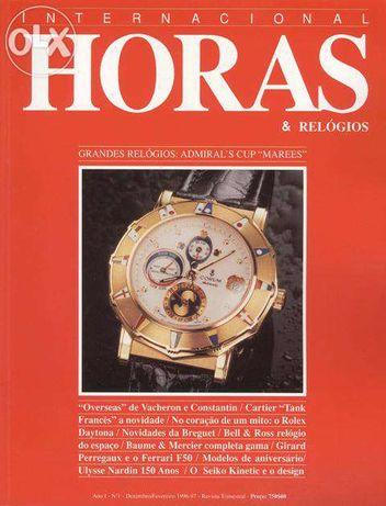 Horas & Relógios