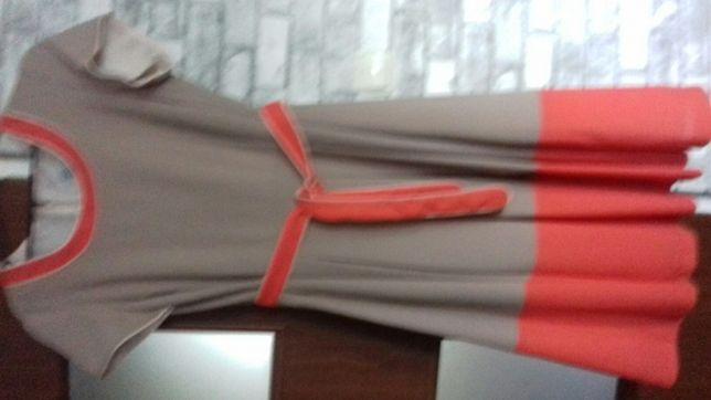 Sukienka 44 rozszerzana wizytowa