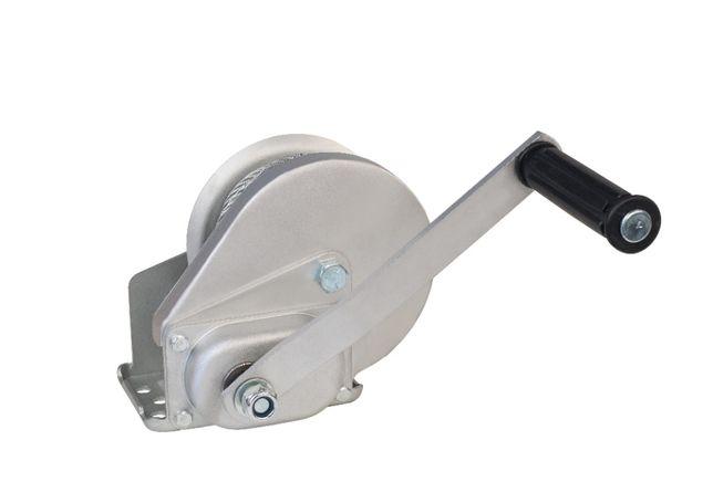 Wciągarka, wyciągarka ręczna linowa z hamulcem winda 550 kg