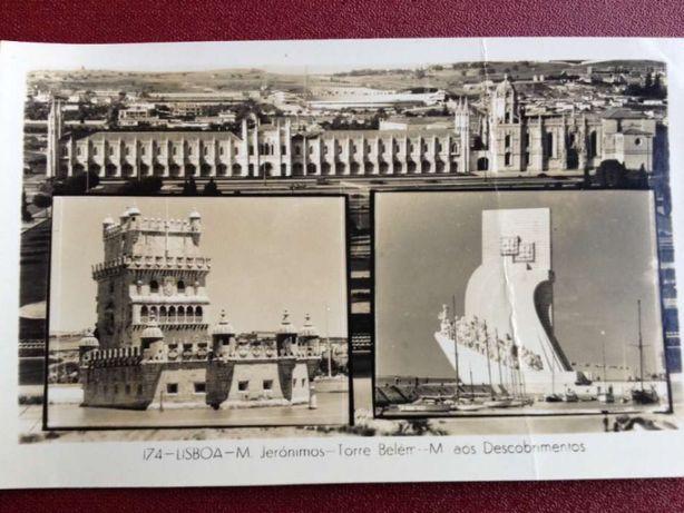 Postal. Lisboa 1955