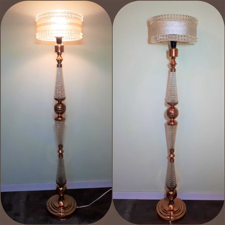 Lampa Elmed lata 60 PRL vintage