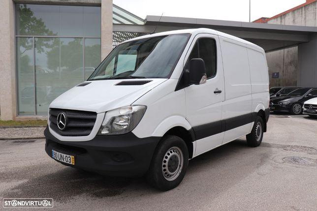 Mercedes-Benz Sprinter 214