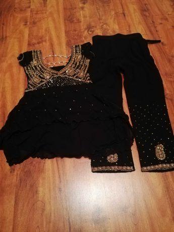 Strój na bal księżniczka Sindbada tunika+spodnie