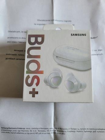 Nowe bezprzewodowe słuchawki Samsung Galaxy Buds+