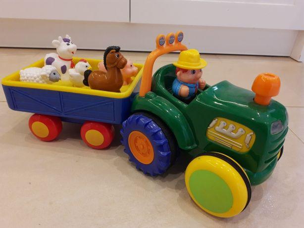 Interaktywny Traktor Farmer Dumel