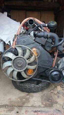 Мотор Форд транзит 2.5