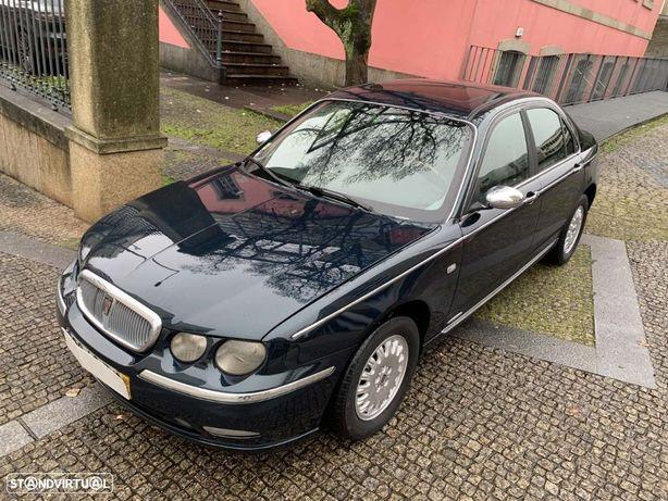 Rover 75 2.0 CDT Connoisseur