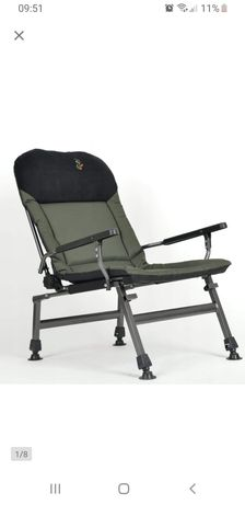 Fotel karpiowy FK5P