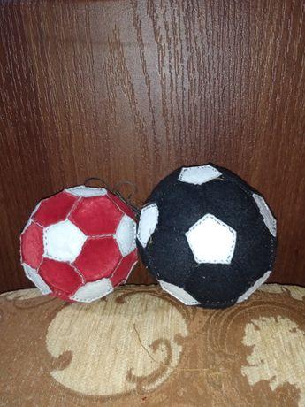 Детские игрушки, мячики, ручной работы