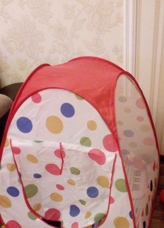 домик игрушка игровая палатка 950руб