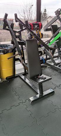 Maszyna na barki hammer SHOULDER PRESS