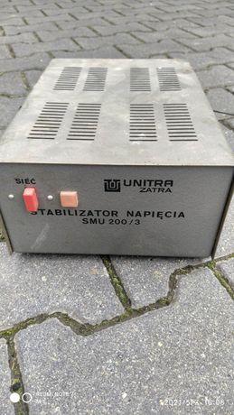 Stabilizator napięcia UNITRA Zatra Smu 200/3