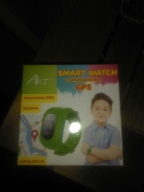 Smart Watch z lokalizatorem gps