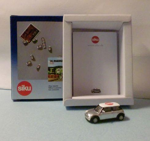 Siku Mini Cooper 1:87 - edição limitada