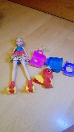 """Lalki z filmu """"Barbie w świecie gier"""""""