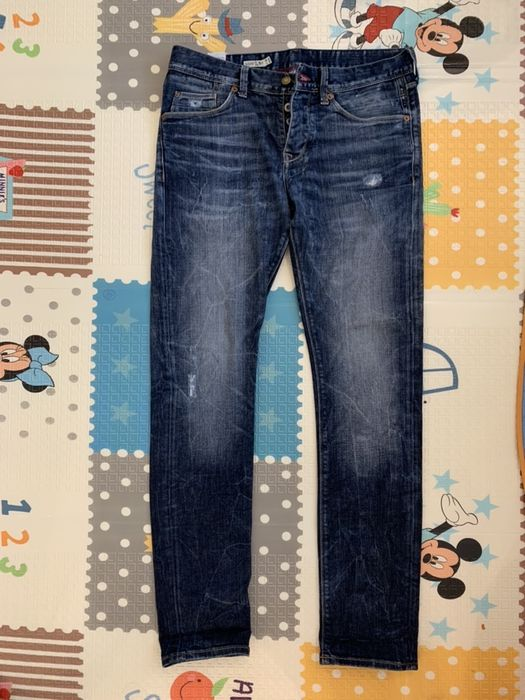 Мужские джинсы Tommy Hilfiger р32 Инженерный - изображение 1