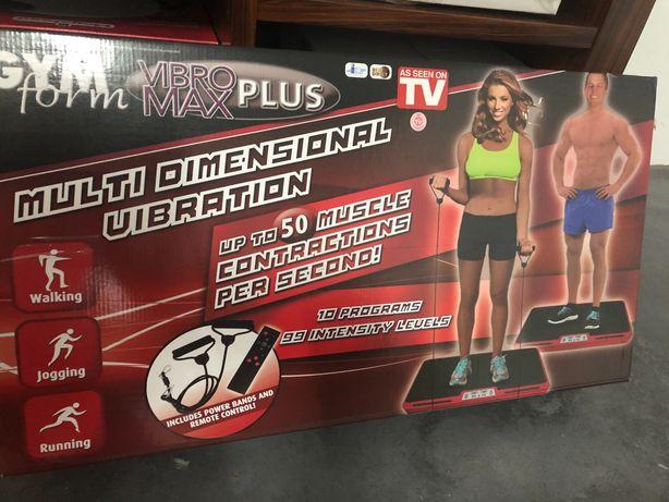 Gym Form - vibro max plus