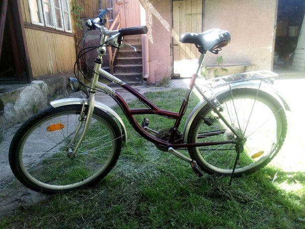 Sprzedam rower damski 26cali bialystok cena 560zl Bialystok piasta