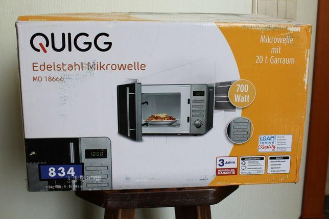 Микроволновка QUIGG (новая из Германии)