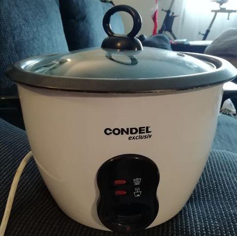 Panela elétrica e de cozer arroz