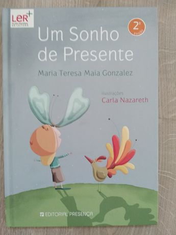 Livro Um Sonho de Presente