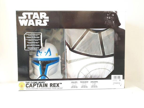 Kostium strój Star Wars Captain Rex