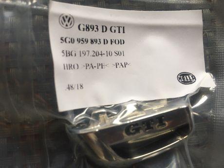 VW GTI nakładka na kluczyk / G893 D GTI