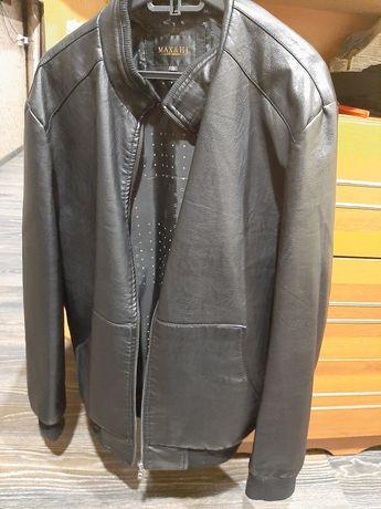 Продам курточку мужскую из натуральной кожи
