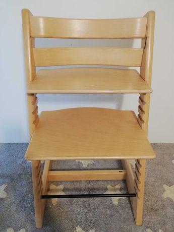 Krzesełko WhiteWash Tripp Trapp Stokke nowy model