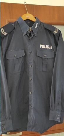 Koszula służbowa Policja dł. rękaw