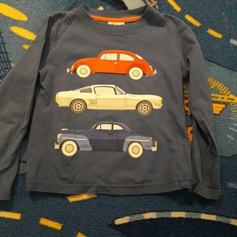 Bluzka samochody