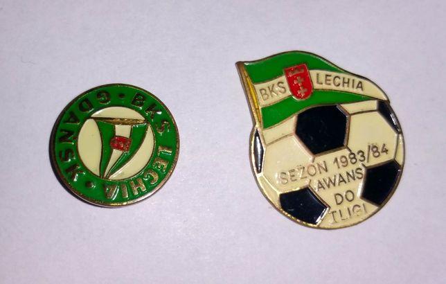 Lechia - odznaki