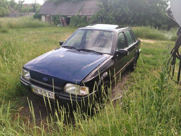 Форд эскорт 1988 г.