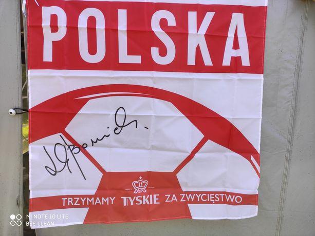 Oddam flagi  Polska Tyskie