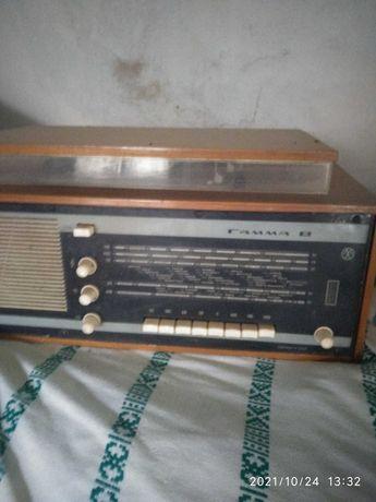 Гамма В радіола СРСР