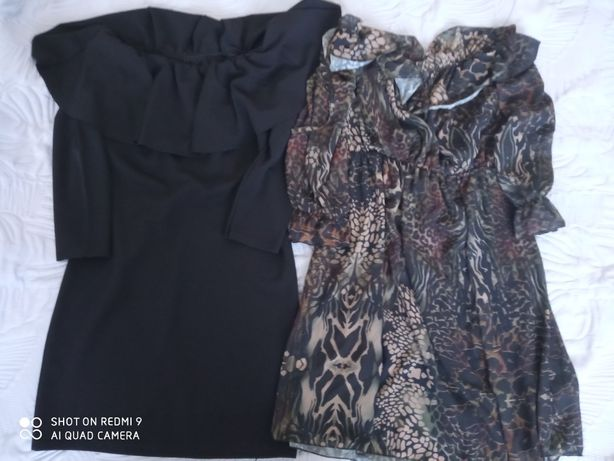 Mega Paka ubrań, rozmiar S i M