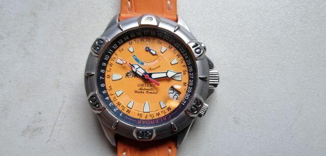 ORIENT M-FORCE zegarek power reserve BEAST