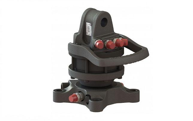 Baltrotors / 3 T / Flansza / Rotator hydrauliczny / Obrotnica / Rotor