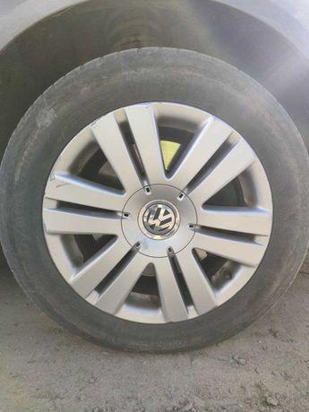 Титановые диски VW Passat B6 R16 Пассат Б6 Титаны Р16
