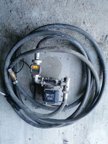 Pompa paliwa dystrybutor
